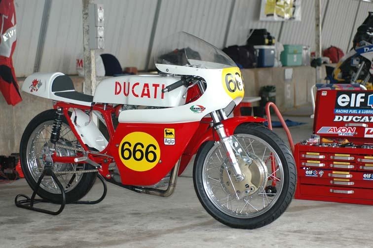 Ducati Singles Owners Club