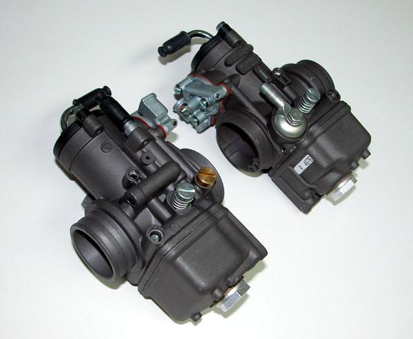 Bevel Heaven Products - Dellorto PHF 36 pumper carbs
