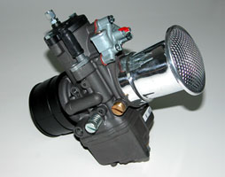 Bevel Heaven Products Dellorto Phf 36 Pumper Carbs