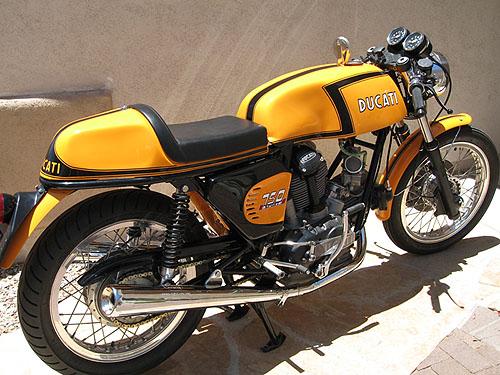 Ducati 750 Sport | Ducati | Raider