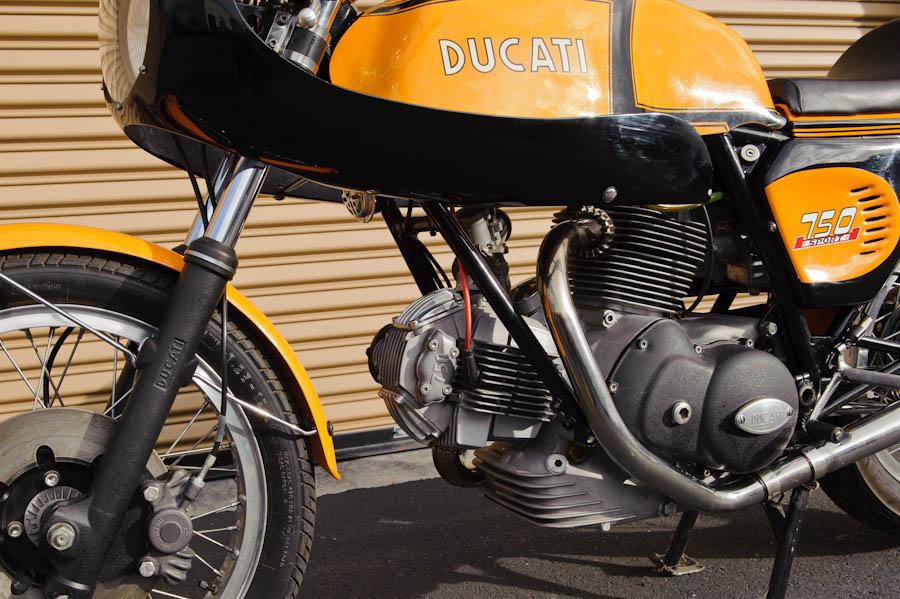 Ducati  Sport Bevel