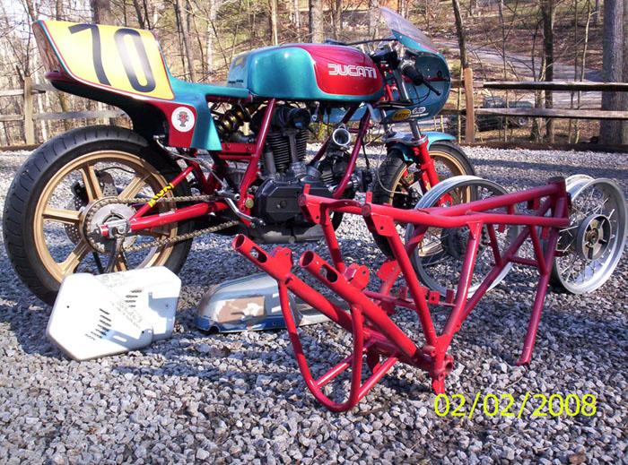 860GT monoshock setup - Ducati ms - The Ultimate Ducati