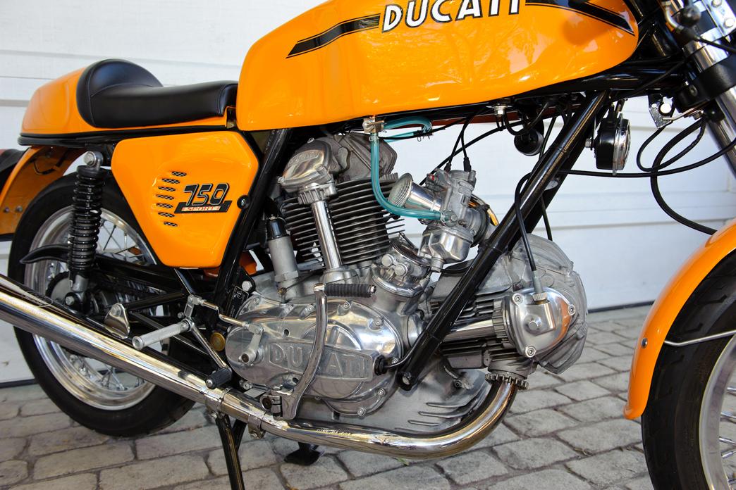 Bevel Ducati