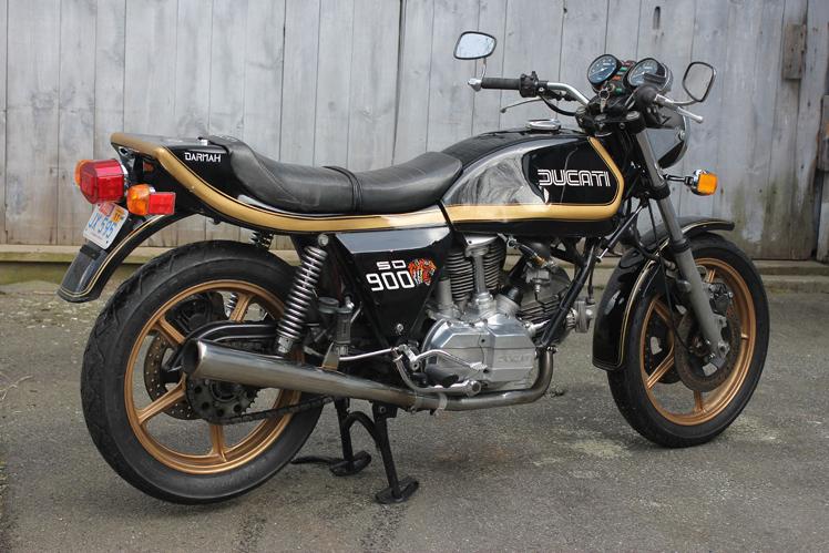 Ducati Bevel For Sale