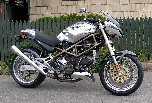 ducati monster for sale. Black Bedroom Furniture Sets. Home Design Ideas