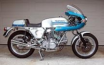 1977 Ducati 900 Super Sport