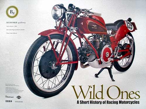 Auto Hair Inspired: moto guzzi poster