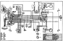 various ducati wire diagrams early 860gt