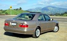 "2001 Mercedes-Benz E320W - ""4Matic"" for sale"