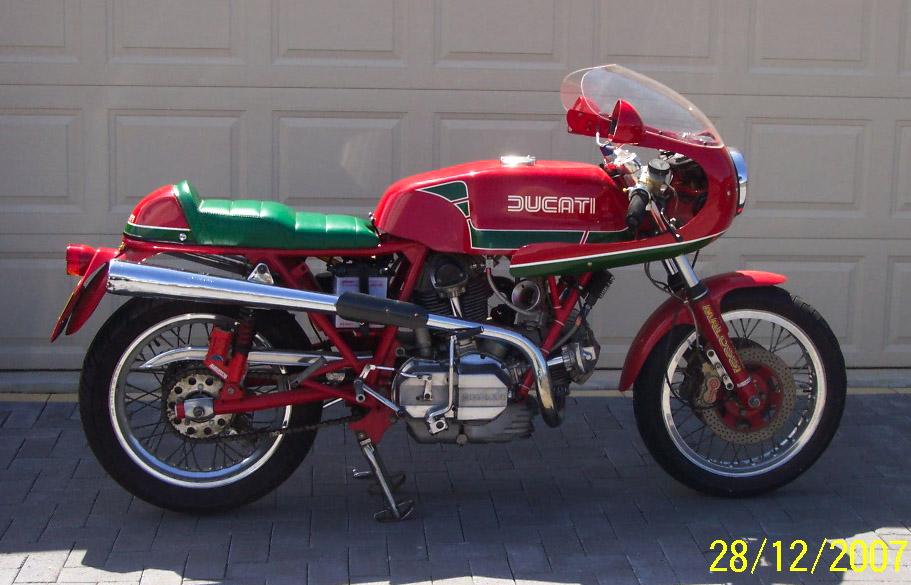 Ss Ducati Bevel