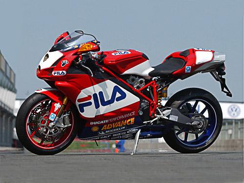Ducati 999R Fila Sport Edition