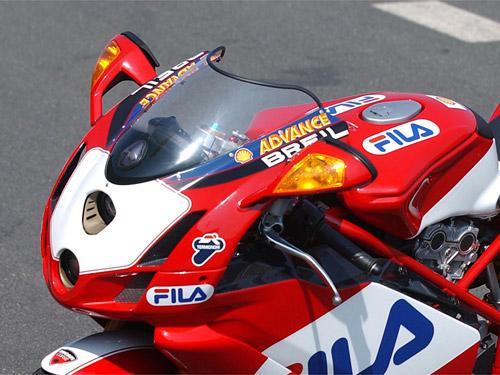 Bevel Heaven Official Ducati Press Release 999r Fila