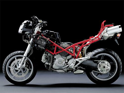 Ducati Multistrada  Ds Exhaust Valve